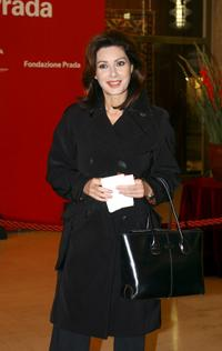 Edwige Fenech at the Gala premiere of