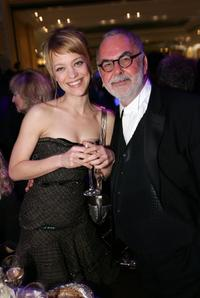 Heike Makatsch and Udo Walz at the 33rd annual German Film Ball.