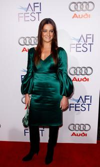 Giovanna Mezzogiorno at the closing night gala screening of