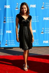 Mari Morrow at the 39th NAACP Image Awards.