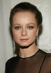 Samantha Morton at the 76th Oscar nominations.