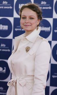 Samantha Morton at the 2004 IFP Independent Spirit Awards.