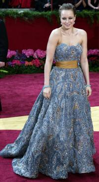Samantha Morton at the 76th Annual Academy Awards.