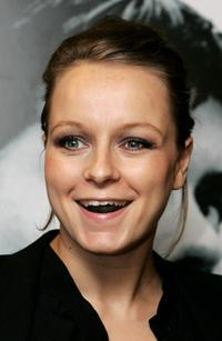 Samantha Morton at the London gala screening of