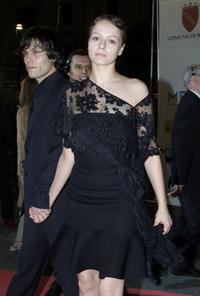Samantha Morton at the European Film Awards 2002 ceremony.
