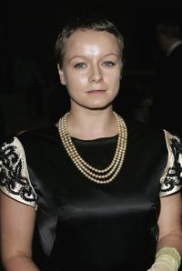 Samantha Morton at the premier of