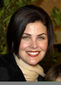 Sherilyn Fenn at the premiere of