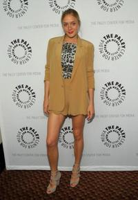 Chloe Sevigny at the PaleyFest09 presentation of