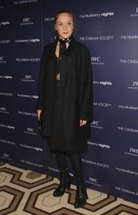 Chloe Sevigny at the screening of