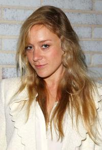 Chloe Sevigny at the Calvin Klein Collection & Visionaire 56 Solar Launch.