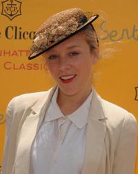 Chloe Sevigny at the 2nd Annual Veuve Clicquot Manhattan Polo Classic VIP party.