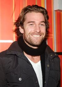 Scott Speedman at the Marquee turns 2 party.