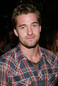 Scott Speedman at the screening after-party of