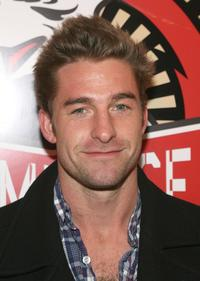 Scott Speedman at the 2007 Slamdance Film Festival world premiere screening of