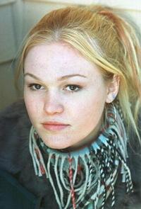 Julia Stiles at the Sundance Film Festival.