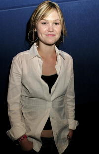Julia Stiles at a screening of