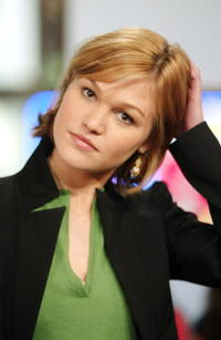 Julia Stiles at MTV's