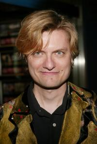 James Urbaniak at the premiere of
