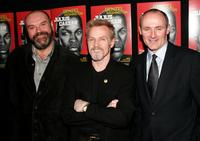 Colm Feore, Jack Willis and William Sadler at the after party for the