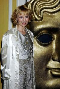 Lia Williams at the British Academy Television Craft Awards.