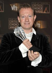 Simon Beaufoy at the press room during the VH1's 14th Annual Critics' Choice Awards.