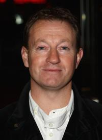 Simon Beaufoy at the closing night screening of