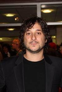 Harmony Korine at the BFI 51st London Film Festival.