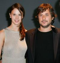 Rachel Korine and Harmony Korine at the North American premiere of