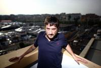 Harmony Korine at the photocall of
