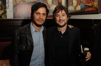 Harmony Korine and Gael Garcia Bernal at the