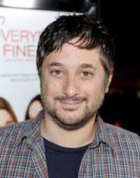 Harmony Korine at the AFI FEST screening of
