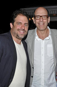 Brett Ratner and Matthew Blank at the Showtime and Cinema Society premiere of
