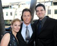 Marisa Zanuck, producer Dean Zanuck and Aaron Schneider at the premiere of