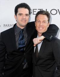 Aaron Schneider and producer Dean Zanuck at the premiere of