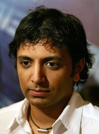 M. Night Shyamalan at the ShoWest 2006.