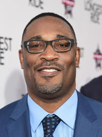Director George Tillman Jr. at the California premiere of