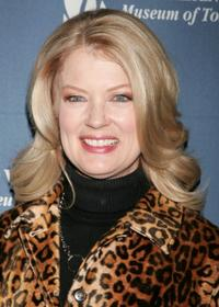 Mary Hart at the premiere of