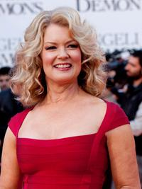 Mary Hart at the world premiere of