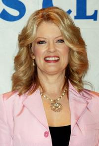Mary Hart at the Friars Club's roast of Matt Lauer.