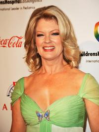 Mary Hart at the Noche de Ninos Gala.