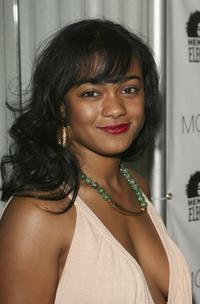 Tatyana Ali at the Los Angeles Confidential Pre-Oscar party.
