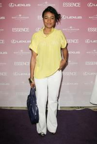 Tatyana Ali at the ''Essence Black Women In Hollywood'' luncheon.