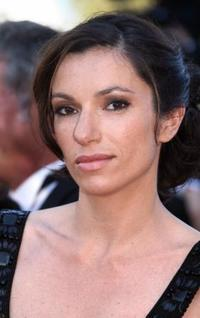 Aure Atika at the 59th International Cannes Film Festival.