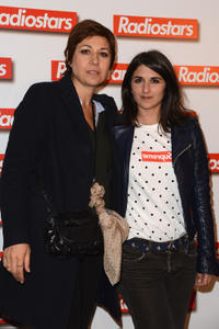 Valerie Benguigui and Geraldine Nakache at the Paris premiere of