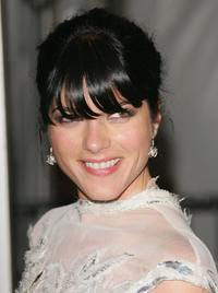 Selma Blair at the Metropolitan Museum of Art Costume Institute Benefit Gala