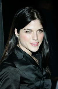 Selma Blair at the premiere of