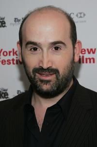 Javier Camara at the screening of