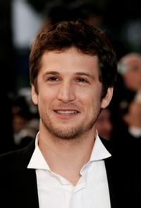 Guillaume Canet at the screening of