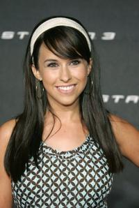Lacey Chabert at the Launch Party For Sony Computer Entertainment America Playstation 3.