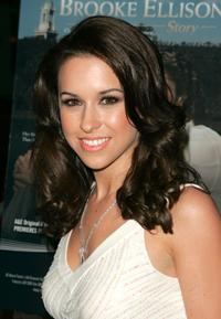 Lacey Chabert at the premiere of